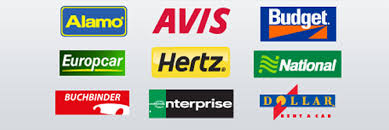 Logos Empresaas rent a Car