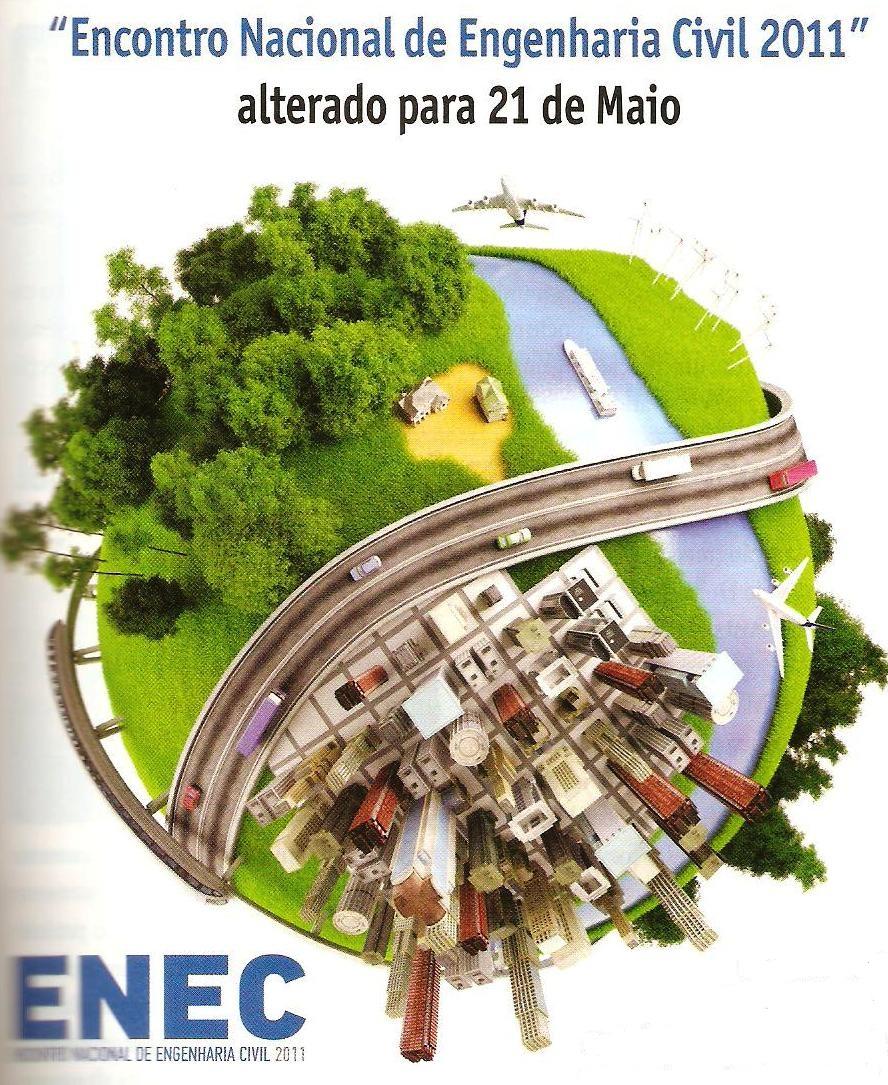Encontro Nacional Engenharia Civil a 21 Maio 2011