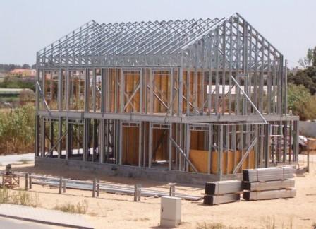 Las estructuras de acero para la construcción Civil
